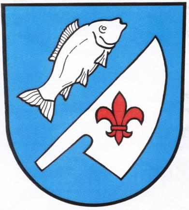 Znak obce Rybí